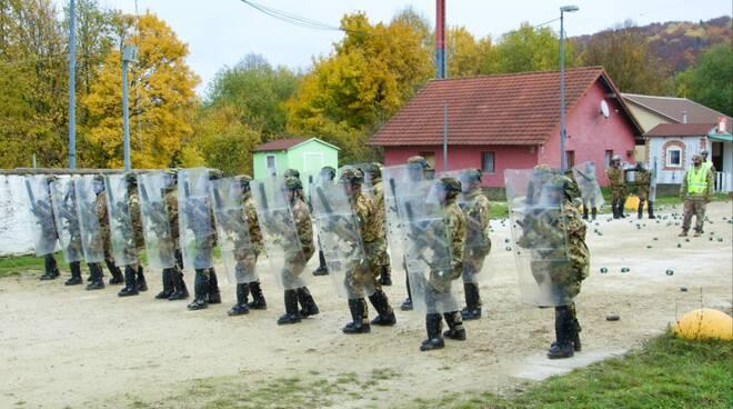 Esercitazione Brigata Alpina Taurinense Fossano in Germania