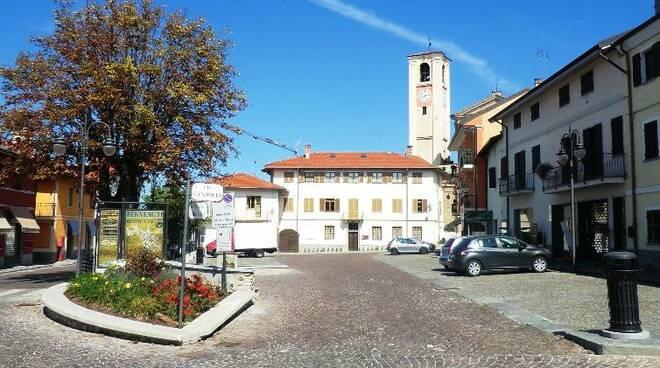 Beinette piazza Umberto I