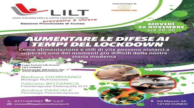 Convegno Lilt 1