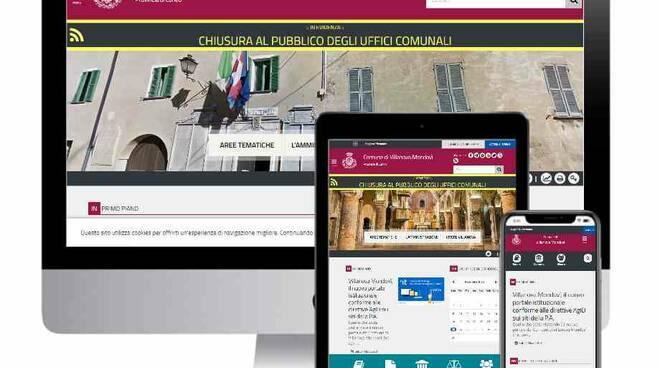 sito Villanova Mondovì