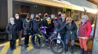 Delegazione Limone Piemonte a Tenda