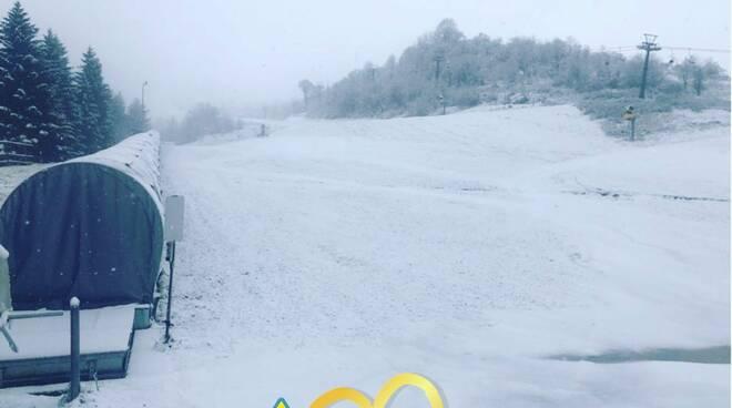 Artesina nevicata 28 novembre 2020