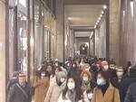 Assembramenti a Torino