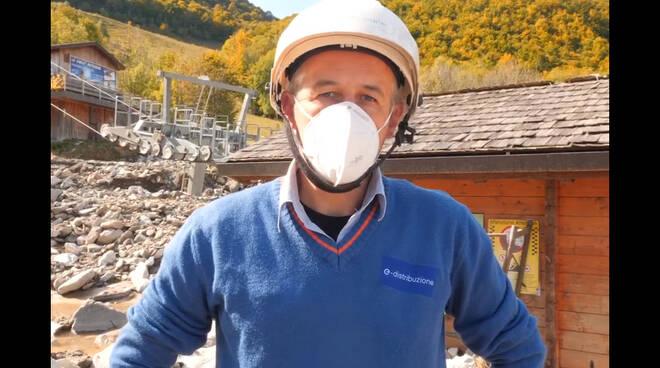 Massimo Garro caposquadra e distribuzione