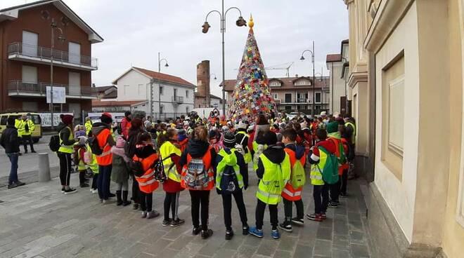 Albero natale San Biagio