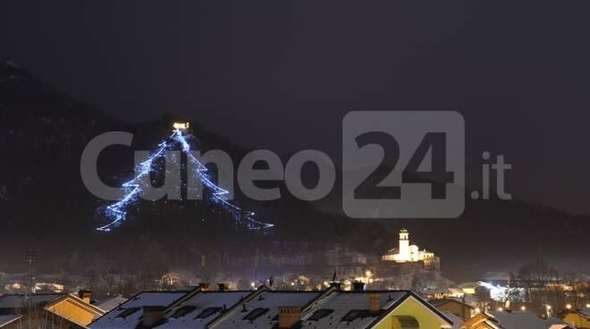 Bernezzo, Natale luci proloco