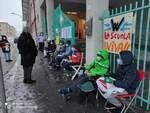 DAD Mondovì protesta studenti