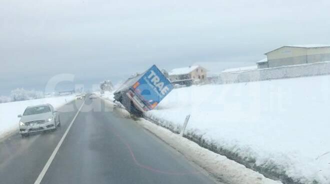 Camion fuori strada Busca Costigliole