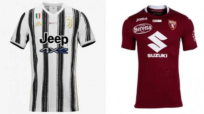 Juventus Torino maglie simbolo Regione