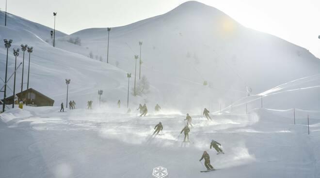 Prato Nevoso 6 dicembre 2020 foto di Sergio Bolla