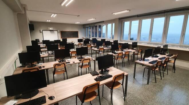 laboratorio informatica Baruffi Mondovì