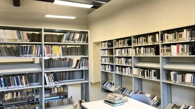 Nuova biblioteca Saluzzo