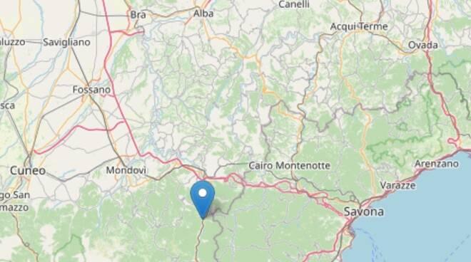 terremoto Bagnasco 2020