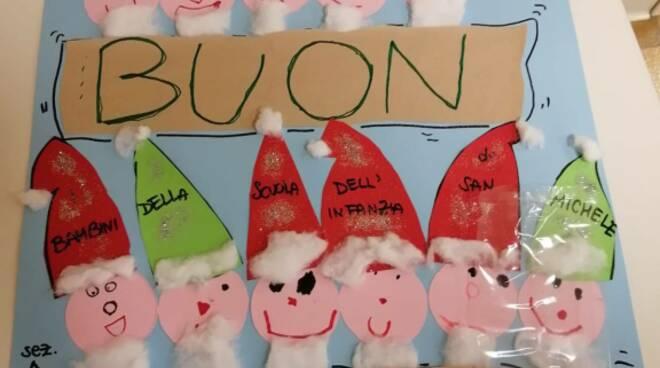 Natale asilo San Michele Mondovì