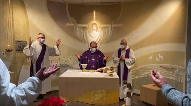 benedizione cappella verduno