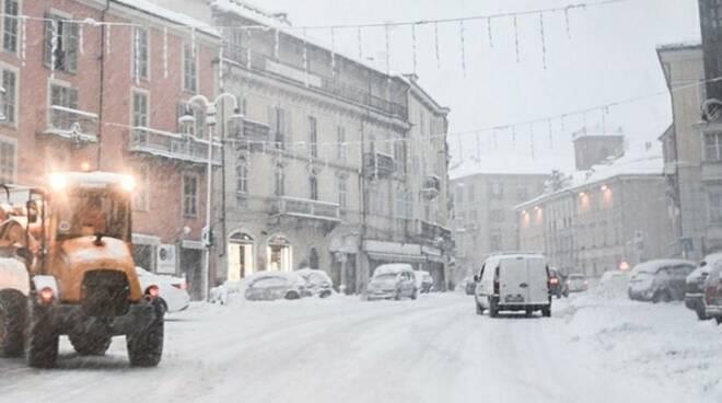 Neve a Mondovì
