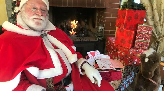 Babbo Natale Vinadio