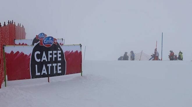 St Moritz annullamento coppa del mondo