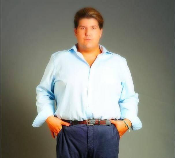 Dennis scuderi, mister ciccio bello d'Italia