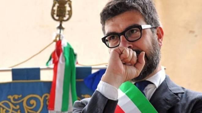 Mauro Calderoni sindaco di Saluzzo