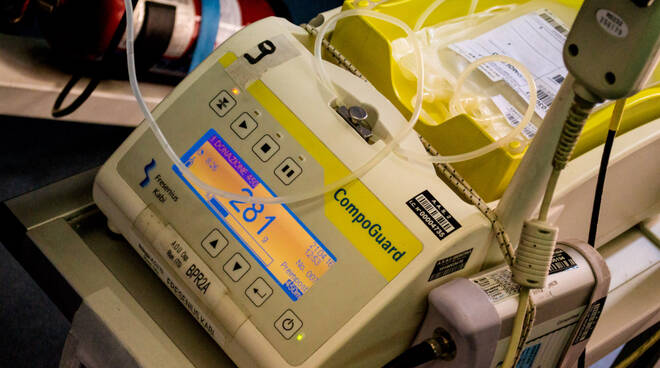 donazioni di sangue