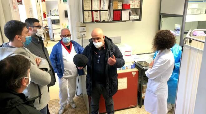 vaccinazioni a Saluzzo