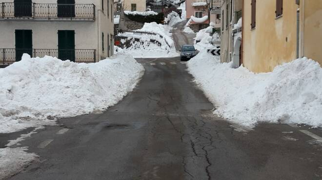 Neve Montaldo Mondovì