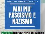 mai piu fascismo e nazismo
