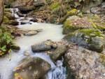 fiume inquinato