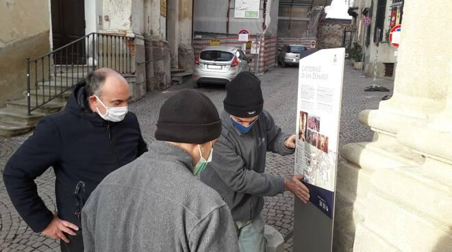 pannelli turistici Mondovì