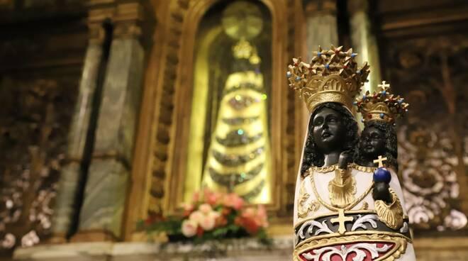 Madonna di Loreto Statua