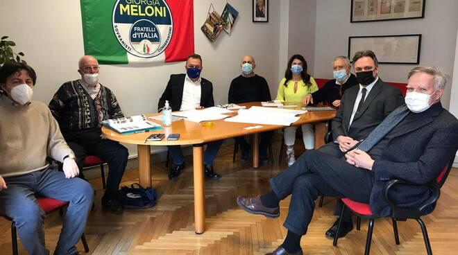 Paolo Bongioanni incontro Cuneo-Nizza