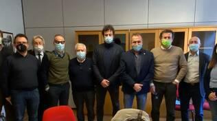 Paolo Bongioanni incontra rappresentanti discoteche