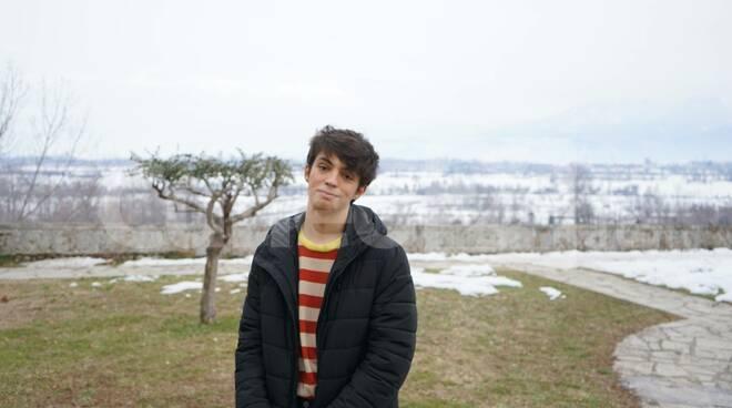 Matteo Romano, cantante cuneo