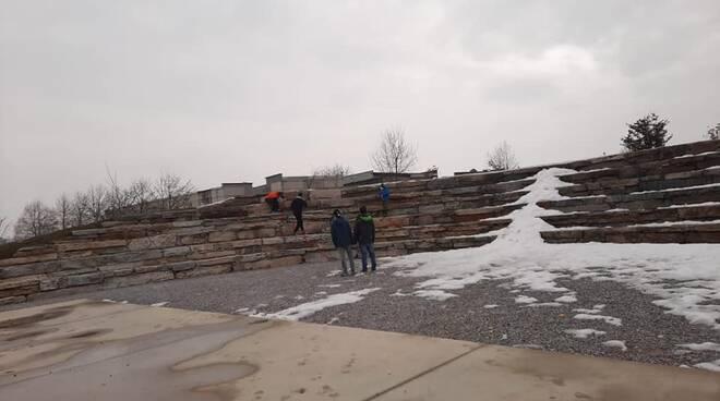 Cervasca anfiteatro