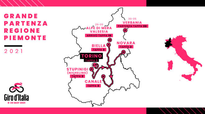 Giro Italia 2021