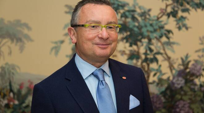 Mauro Benedetto, presidente donatori AVAS Fidas Monregalese