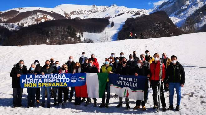 montagna merita rispetto non speranza limone piemonte fratelli d'italia
