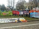 popolo montagna manifestazione cuneo 22 febbraio 2021