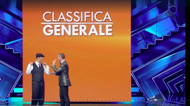 festival sanrem 2021 classifica generale