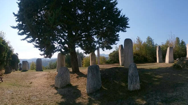 parco delle sculture albenga