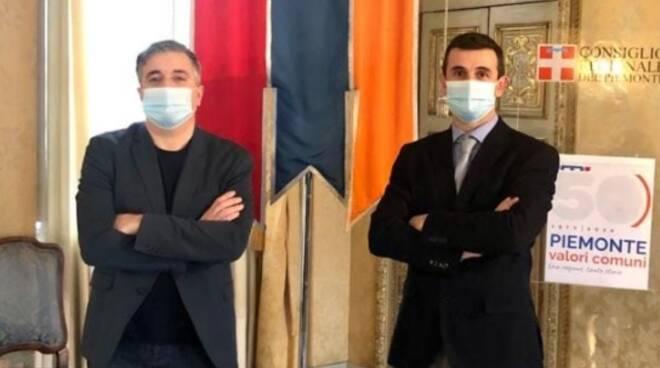 Franco Graglia e Marco Giachello