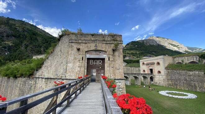 Il Forte Albertino di Vinadio