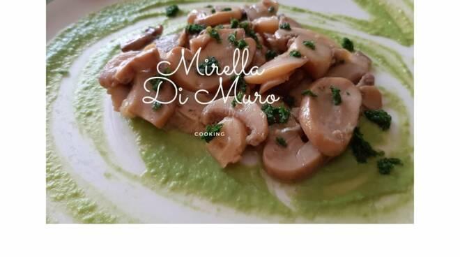 champignon auguri ilva ricetta