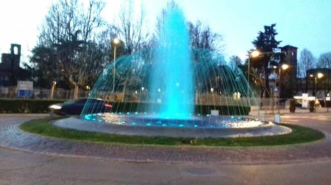 fontana piazza picco autismo