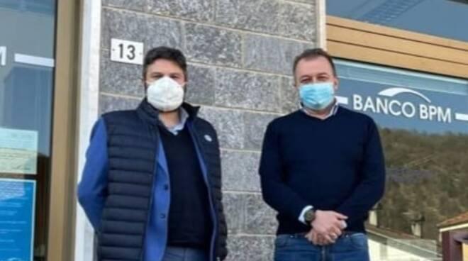 Paolo Bongiovanni e Paolo Bongioanni