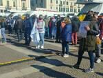 manifestazione ambulanti cuneo 7 aprile 2021