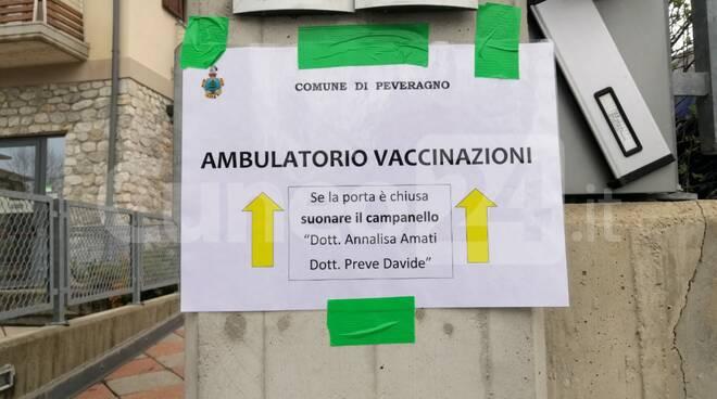 vaccinazioni via piave peveragno