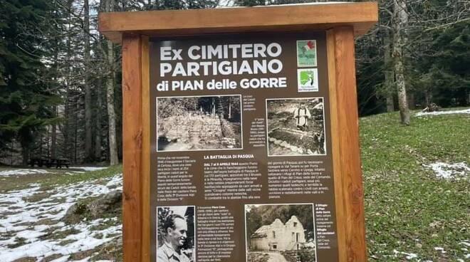 Pian delle Gorre ex cimitero partigiano