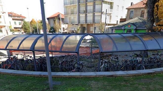 Stazione Fossano biciclette